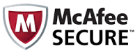 McAfee Secure Trust Seal